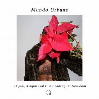 Mundo Urbano #3 (21/01/2016)