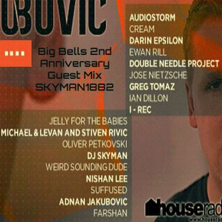 Big Bells Podcast 2nd Anniversary by Adnan Jakubovic (Guest SKYMAN1882)