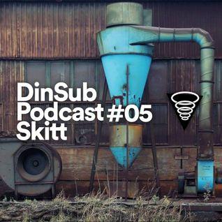 DinSub Podcast #05 - Skitt