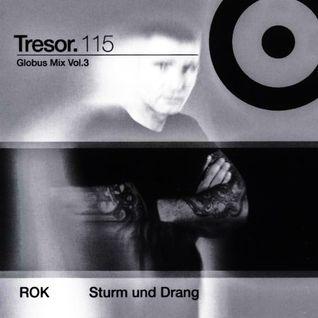 Dj Rok @ Sturm und Drang - Globus Mix Vol.3 - 1999
