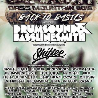 Paul Kuenzi - Live @ CAMP Bass Mountain Festival 8.7.15
