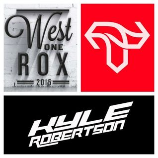 Kyle Robertson West One Rox Tramlines 2015 Mix