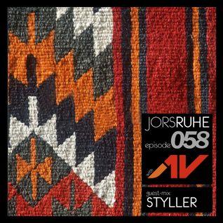 JorsRuhe 058 (Guest-mix Styller)