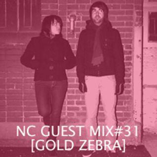 NC GUEST MIX#31: Gold Zebra