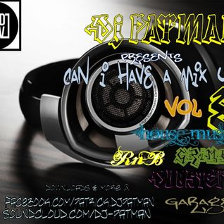 DJ Patman Vol 8 mix Cd