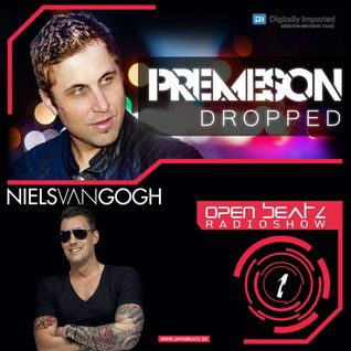 Premeson - Dropped - Episode #41 - Open Beatz Special with Niels van Gogh [DI.fm]