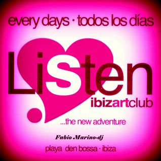 IBIZartCLUB December 24, 2015 mixed by Fabio Marino-dj