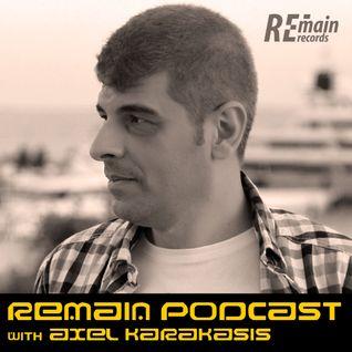 Remain Podcast 48 with Axel Karakasis