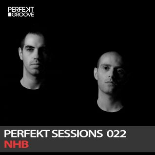 Perfekt Sessions Live 022 With NHB