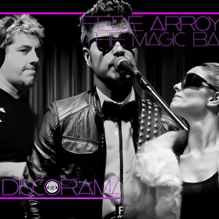 FEDE ARROYO & The Magic Band en DISCORAMA
