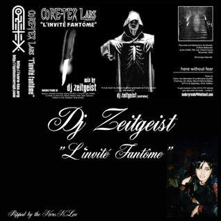 "DJ ZEITGEIST ""L'invité Fantôme"""