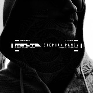 Stephan Panev - DJ Set @ MELT Afterhours (24-11-14)