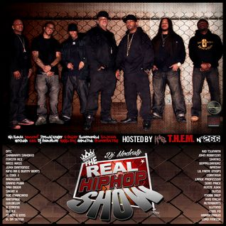 DJ MODESTY - THE REAL HIP HOP SHOW N°266 (Hosted by T.H.E.M.)
