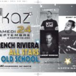 LAURENT N. LIVE DJ MIX (Short Extract) @ LA KAZ (24-09-2011)