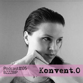 Konvent.0 Podcast #05 BZZZBIP