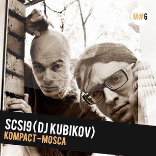 #6: Scsi9 - Dj Kubikov