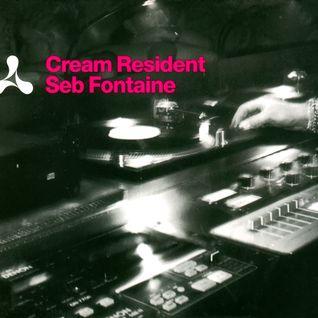 Seb Fontaine - Cream Resident - Disc 2 (2000)