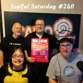 Soulful Saturday 240