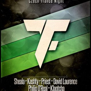 K1aptcha - Czech Trance Night 27.4.2013