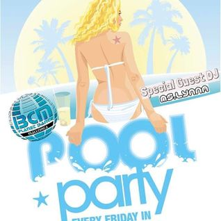 BCM PLANET DANCE pool party in BH Mallorca 24/07/2015