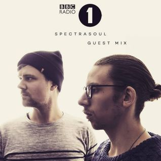 SpectraSoul (Shogun Audio) @ DJ Friction Radio Show - BBC Radio 1 (09.06.2015)