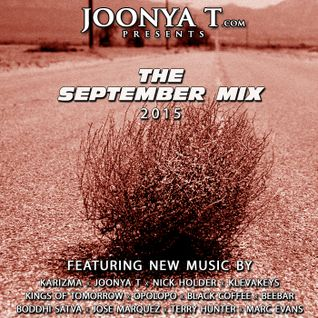 THE SEPTEMBER MIX 2015