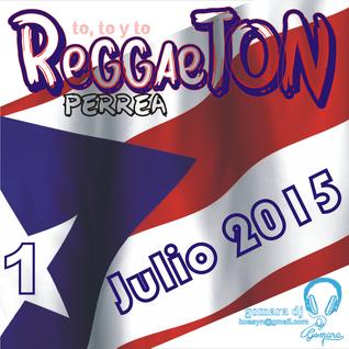 Reggaeton Uno Julio 2015