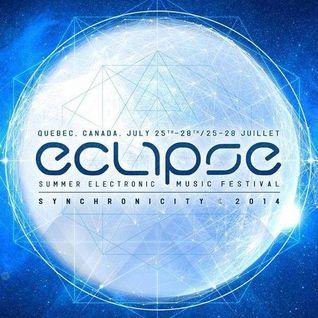Spo_Onani @ Eclipse Festival 2014