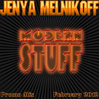 Modern Stuff (Promo Nix, February 2012)