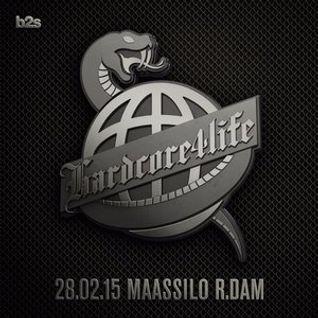 Forze DJ Team @ Hardcore4life 2015
