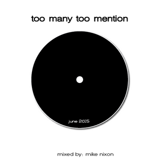 too many too mention - June 2015 Promo