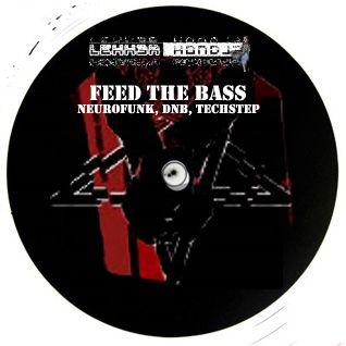 LH // ME 201521 // feed the bass // Neurofunk, DnB, Techstep