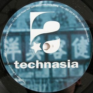 1996 - 2016 : 20 Years of Technasia mix Pt.3