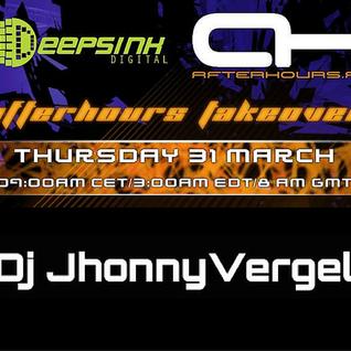 Afterhours Takeover - DJ JhonnyVergel