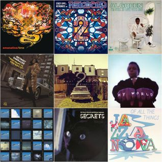 Jazzcat presents Sunday Morning radio-show - #9 (22/03/2015)
