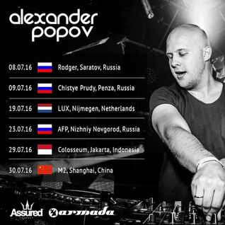 Alexander Popov - Interplay Radioshow 104
