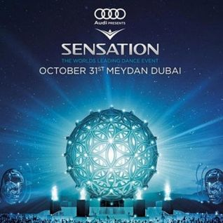Martin Garrix @ Sensation Dubai - Source of Light Dubai – 31.10.2014