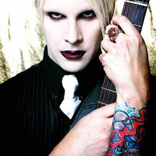 John 5 of Rob Zombie and Marilyn Manson Interview Part Two