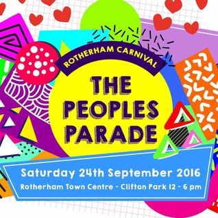 DJ DangerousNile - Rotherham Carnival The Peoples Parade Mix 2016