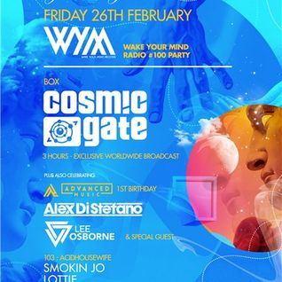 Cosmic Gate - Live @ Ministry of Sound (London) - 26.02.2016