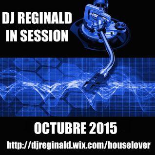 Dj Reginald - Session Octubre 2015