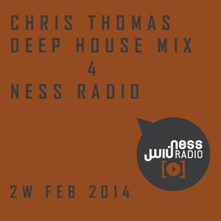Chris Thomas Mix 4 Ness Radio 2 st week 'February 2014'