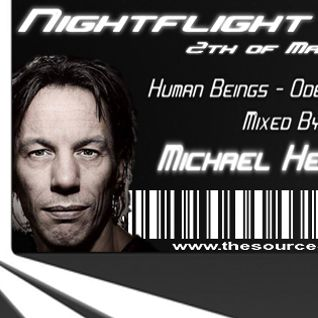 Human Beings - Nightflight The Vibes Mixed by Michael Heatfield