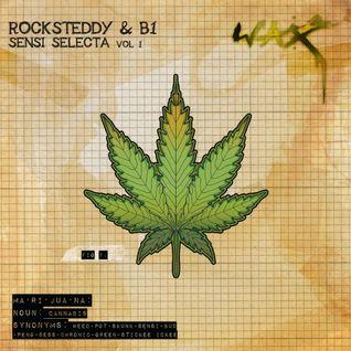 Rocksteddy & B1 present Sensi Selecta Vol.1