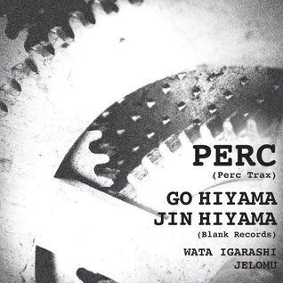 Perc Live @ Dommune Tokyo (23.06.11)