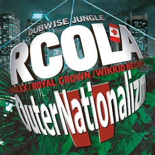 OuterNationalizm Vol 2 - Mixed by RCola