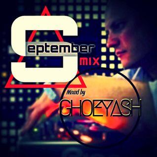 GHOEYASH - SEPTEMBER MIX (Promo Mix)