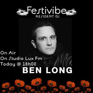 Festivibe Radio Show 016 - Ben Long