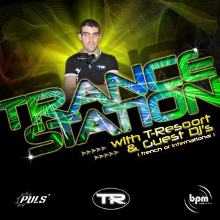 Trance Station chapter 41 (Jan 2012) with T-Resoort