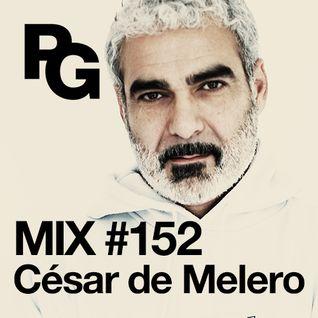 PlayGround Mix 152 - César de Melero